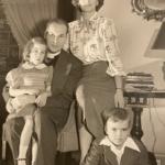 Rev. John Moody and Family